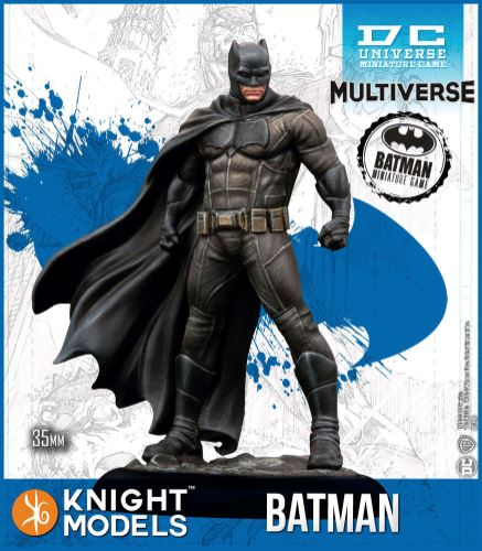 The Brave /& The Bold 35mm Batgirl Rebirth 2nd Edition Batman Miniatures Game